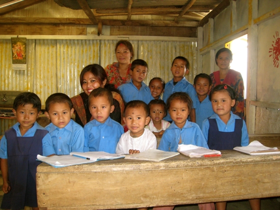 School at Makaibari