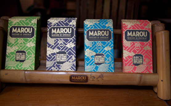 Marou Chocolate Bars